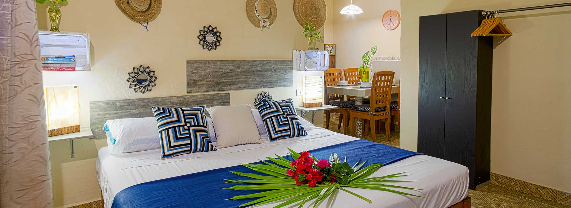 Angy Suite Cottage 1 Bdr. sleeps 3